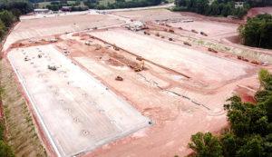 Construction Underway on Friendship Distribution Center, GA