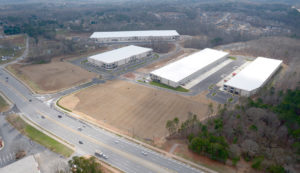 FRIENDSHIP DISTRIBUTION CENTER CLOSE TO FULL OCCUPANCY SHORTLY AFTER COMPLETION